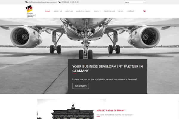 Business Development Germany