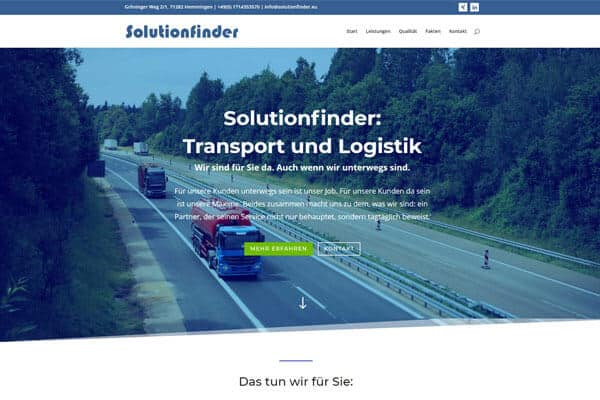 Solutionfinder