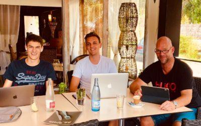 Blomberg trifft Hamburg auf Mallorca