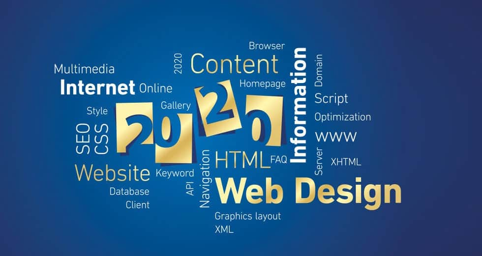 Webseiten Erstellung 2020 – Trends und deren Bedeutung