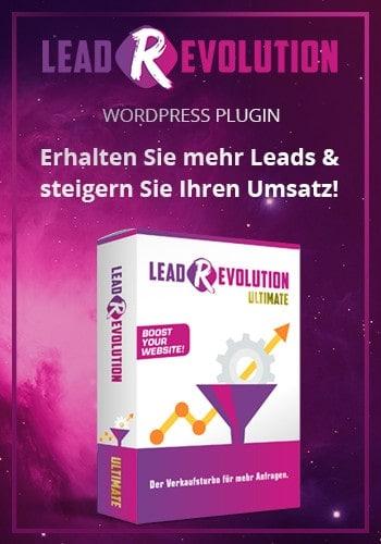 Lead-Revolution-Werbebanner