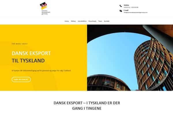 dansk-eksport