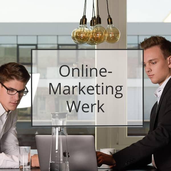 """Seiten-Werk geht mit neuem Podcast """"Online-Marketing Werk"""" live"""