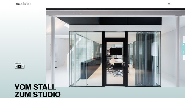 Mo Studio – Die Schönheit der Architektur