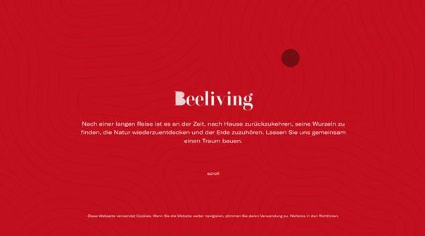 Beeliving – her mit den Animationen!
