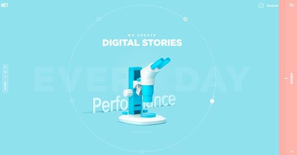 Mst Agency – Same Story, different design