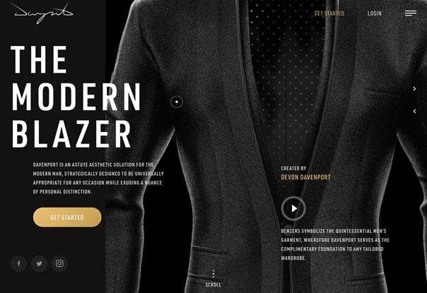 Davenport Blazers – So verkaufen sich Blazer wie von alleine!